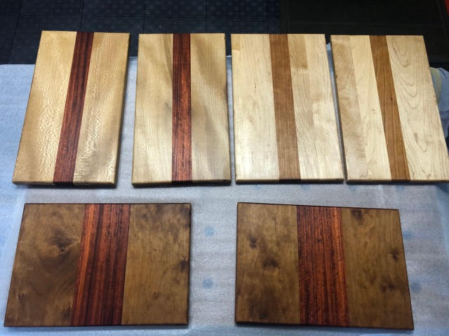 Boards with multiple species